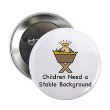 """STABLE BACKGROUND 2.25"""" Button"""