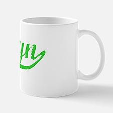 Kaelyn Vintage (Green) Mug