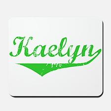 Kaelyn Vintage (Green) Mousepad
