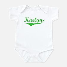Kaelyn Vintage (Green) Infant Bodysuit