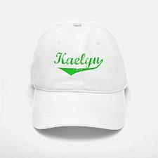 Kaelyn Vintage (Green) Baseball Baseball Cap