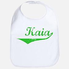 Kaia Vintage (Green) Bib