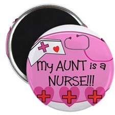 Cool Nurse kid Magnet