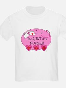 Aunt is a Nurse T-Shirt
