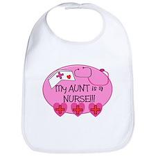 Cute Nurse kid Bib