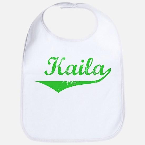 Kaila Vintage (Green) Bib