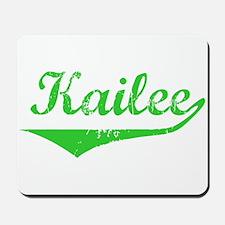 Kailee Vintage (Green) Mousepad