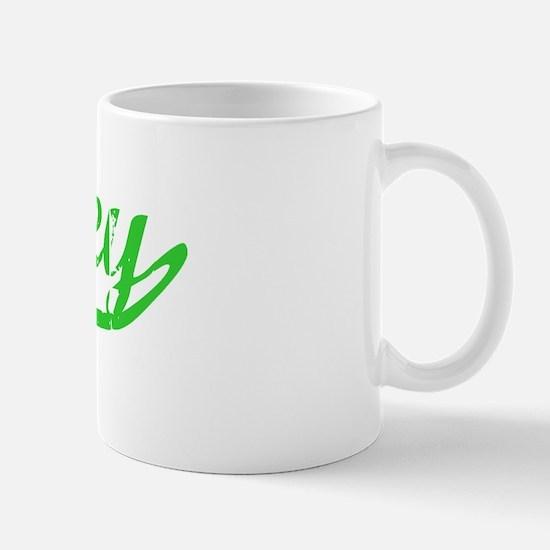Kailey Vintage (Green) Mug