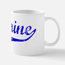Kathrine Vintage (Blue) Mug