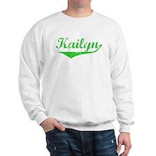 Kailyn Vintage (Green) Sweatshirt