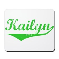 Kailyn Vintage (Green) Mousepad