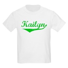 Kailyn Vintage (Green) T-Shirt