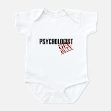 Off Duty Psychologist Infant Bodysuit