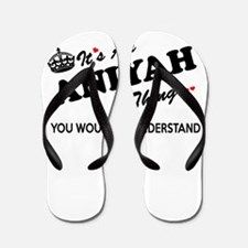 Cute Aniyah Flip Flops