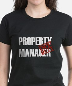 Off Duty Property Manager Tee