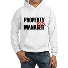 Off Duty Property Manager Jumper Hoody