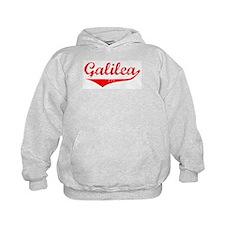 Galilea Vintage (Red) Hoodie
