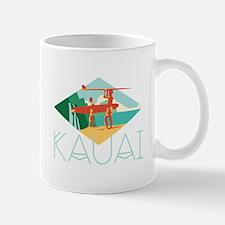 Kauai Surfers Mugs