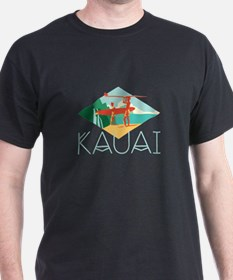 Kauai Surfers T-Shirt