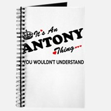 Unique Antony Journal