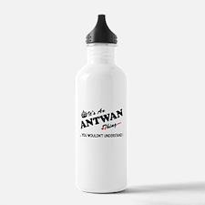 Cute Antwan Water Bottle
