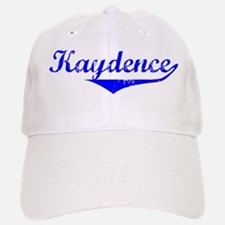 Kaydence Vintage (Blue) Baseball Baseball Cap