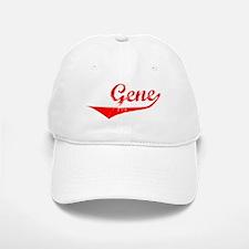 Gene Vintage (Red) Baseball Baseball Cap