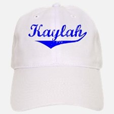 Kaylah Vintage (Blue) Baseball Baseball Cap