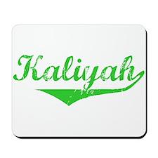 Kaliyah Vintage (Green) Mousepad