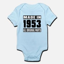 Made In 1953 Infant Bodysuit