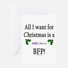 Unique Christmas year i want Greeting Card