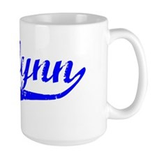 Kaylynn Vintage (Blue) Mug