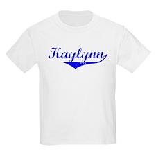 Kaylynn Vintage (Blue) T-Shirt