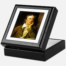 Keats Keepsake Box