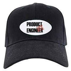 Off Duty Product Engineer Baseball Hat