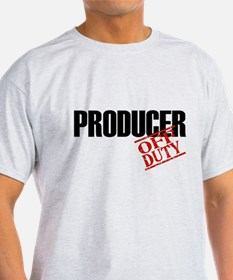 Off Duty Producer T-Shirt