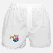 Durham, NC Boxer Shorts