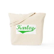 Karley Vintage (Green) Tote Bag