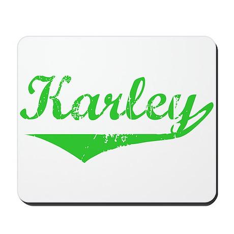 Karley Vintage (Green) Mousepad