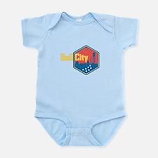 Bull City NC Body Suit