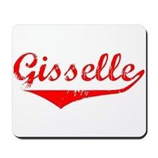 Gisselle Vintage (Red) Mousepad