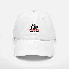 Eat Sleep Hapkido Baseball Baseball Cap