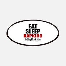 Eat Sleep Hapkido Patch