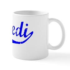 Kennedi Vintage (Blue) Small Small Mug