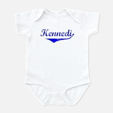Kennedi Vintage (Blue) Infant Bodysuit