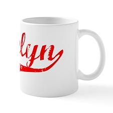 Gracelyn Vintage (Red) Mug
