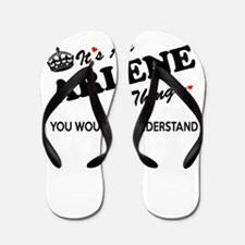 Cute Arlene Flip Flops