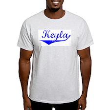 Keyla Vintage (Blue) T-Shirt