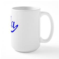 Keyla Vintage (Blue) Mug