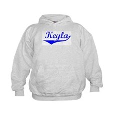 Keyla Vintage (Blue) Hoodie